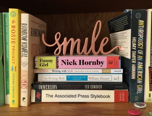 Recently Read // Funny Girl.