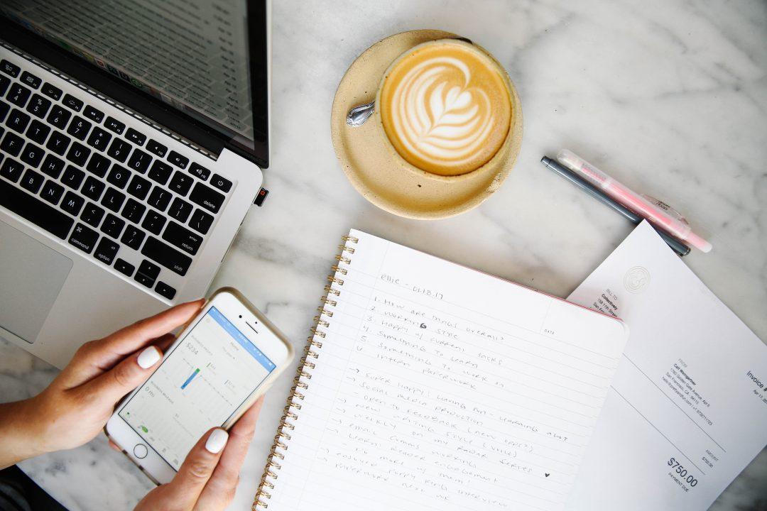5 Good Blogging Habits To Get Into.